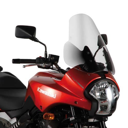 Kawasaki Versys 650 (06-09) - Givi plexi čiré D405ST
