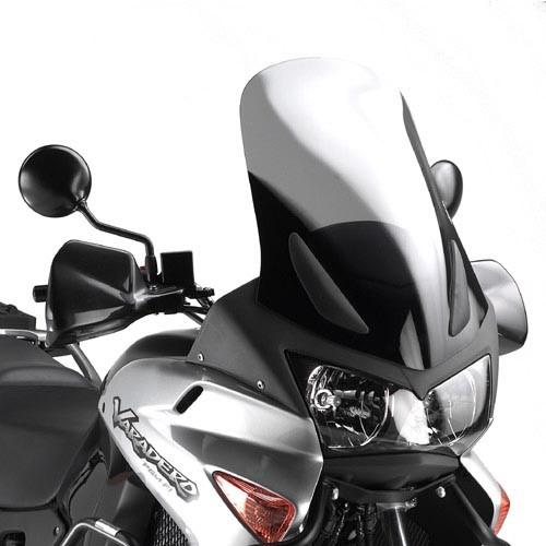 Honda XL 1000 V Varadero (03-12) - plexi kouřové Givi D300S