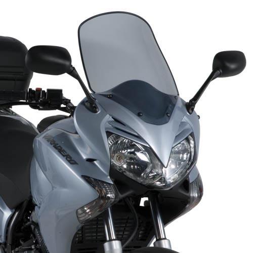 Honda XL 125 V Varadero (07-) plexi kouřové Givi D311S