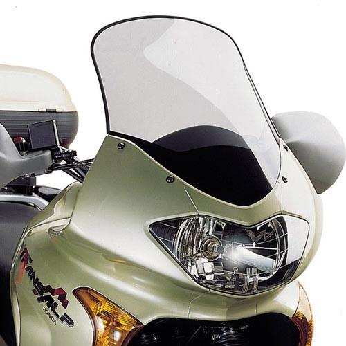 Honda XL 650 V Transalp (00-07) - plexi kouřové Givi D209S
