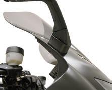 Honda CBR 600 F (91-96) - rozšíření zrcátek