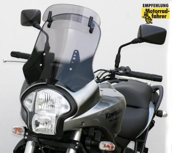 Kawasaki Versys 650 (06-09) MRA plexi vario-touring, čiré