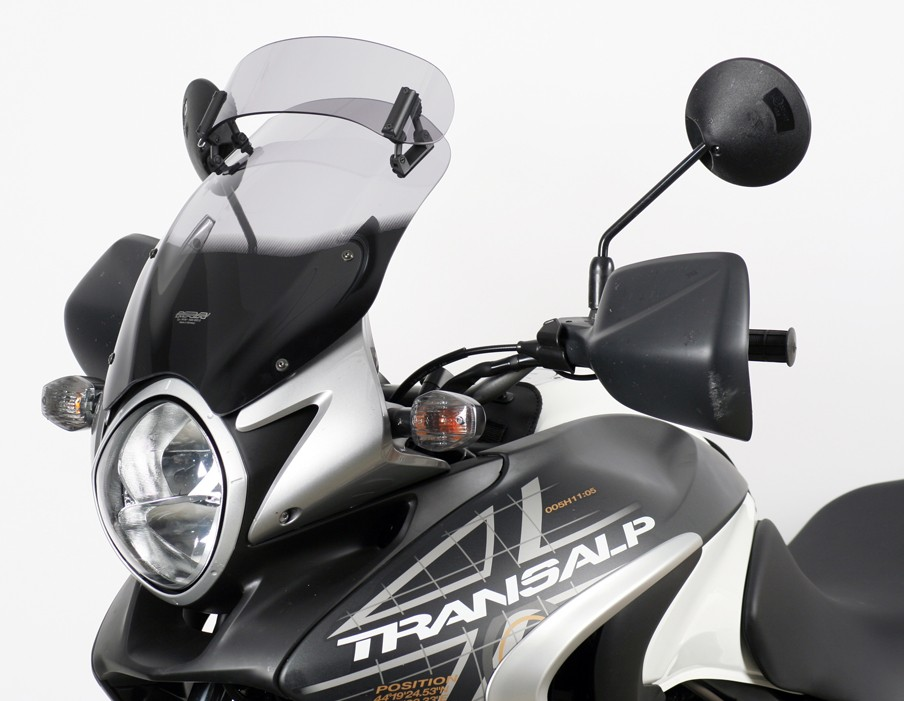 Honda XL 700 V Transalp (08-) čiré plexi MRA vario-touring