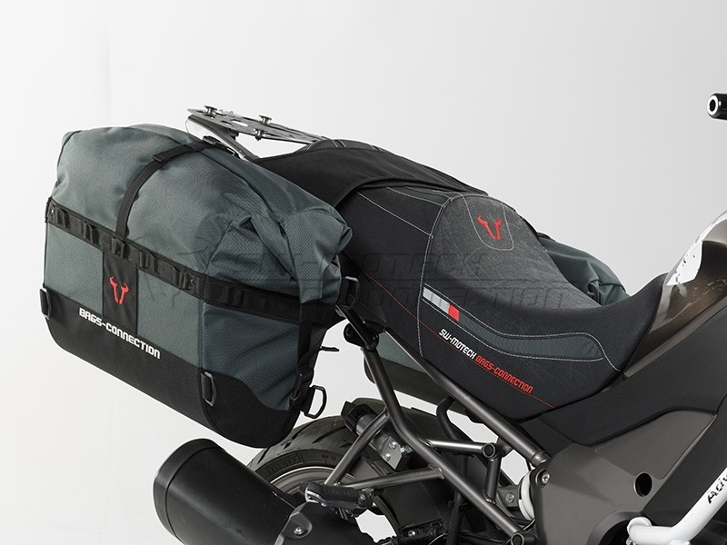 Kawasaki Versys 1000 (12-14) - sada tašek Dakar a držáků SW-Mote
