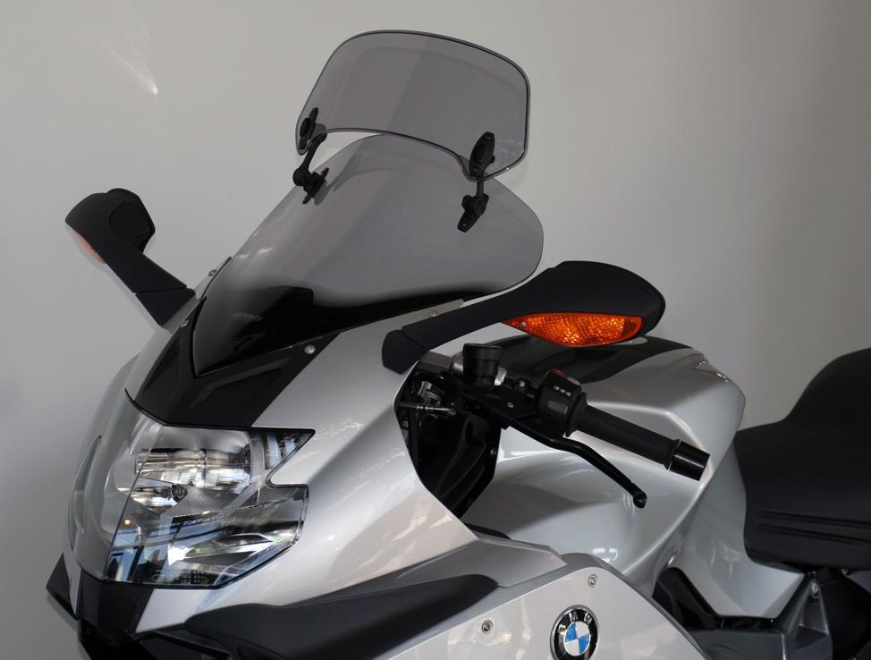 BMW K 1300 S (09-) kouřové plexi MRA X-Creen Touring