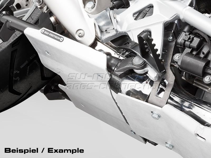 BMW R 1200 GS LC Adventure (14-) - prodloužení krytu motoru SW-M