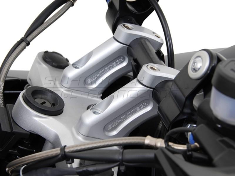 BMW R 1200 GS (08-12) pr. 28mm, zvýšení řidítek 20mm/naklonění 3