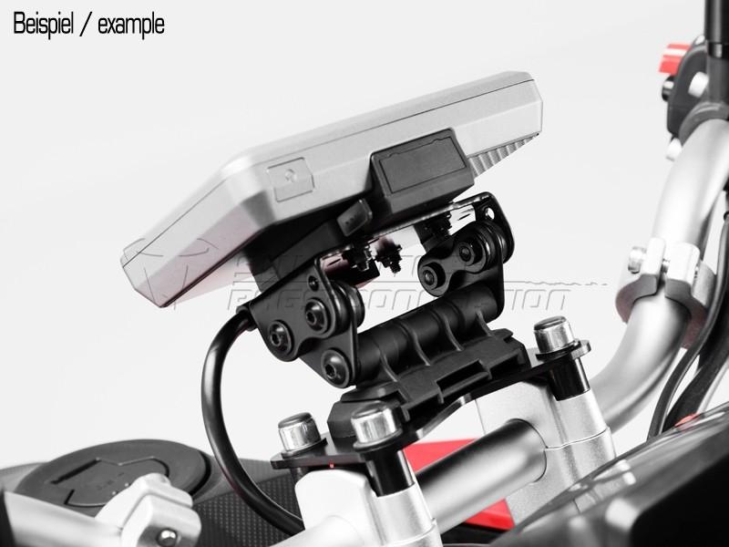 Honda XL 125 Varadero (07-08) - QUICK-LOCK držák GPS