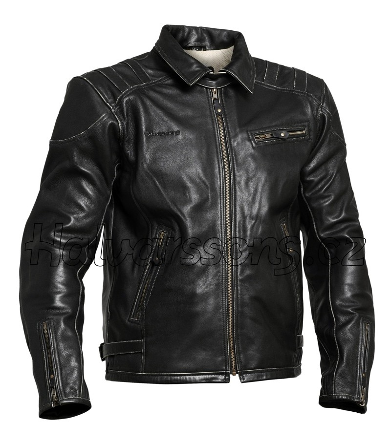 Halvarssons Spitfire Classic pánská kožená bunda