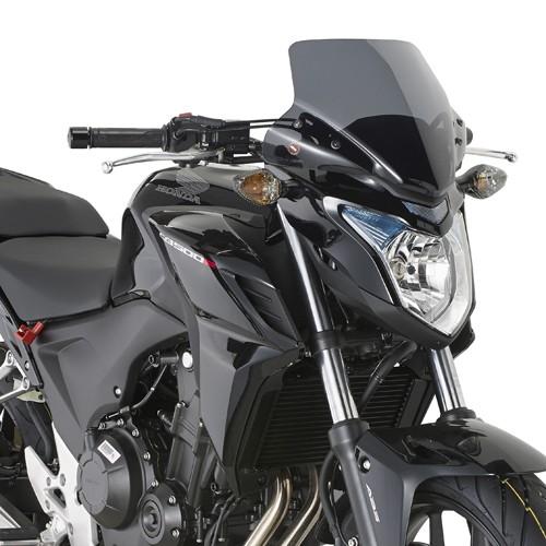 Honda CB 500 F (13-15) - kouřové plexi Givi A1126
