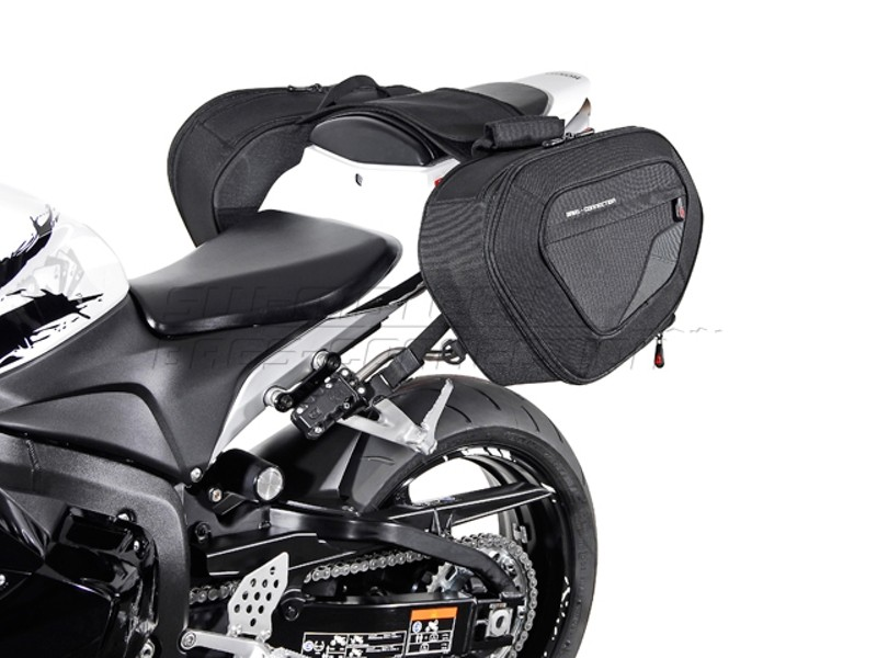 Honda CB 500 F (13-15) - sada sedlových tašek BLAZE® a držáků