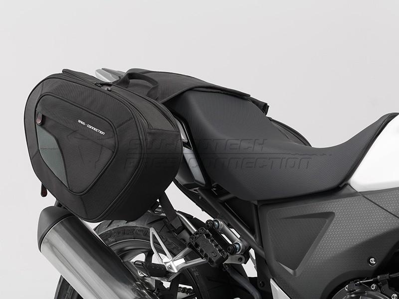 Honda CB 500 X (13-) sada sedlových tašek BLAZE® a držáků