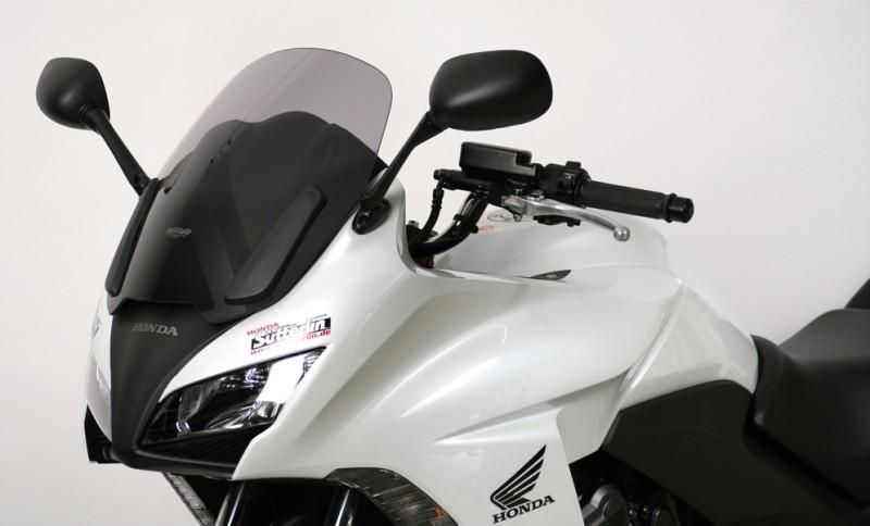 Honda CBF 1000 F (10-) MRA kouřové plexi touring