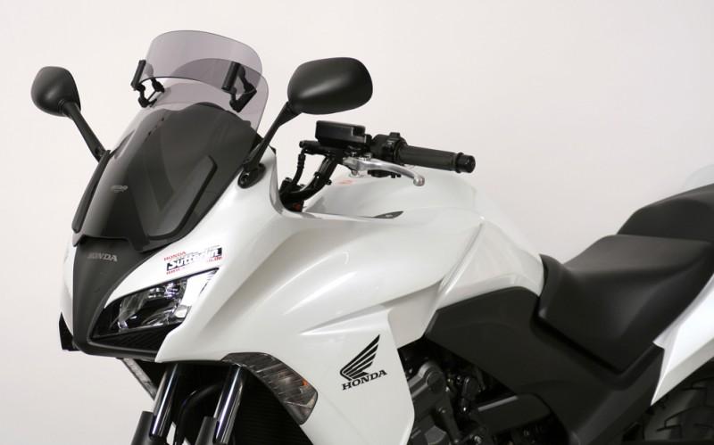 Honda CBF 1000 F (10-) MRA plexi Variotouring, čiré