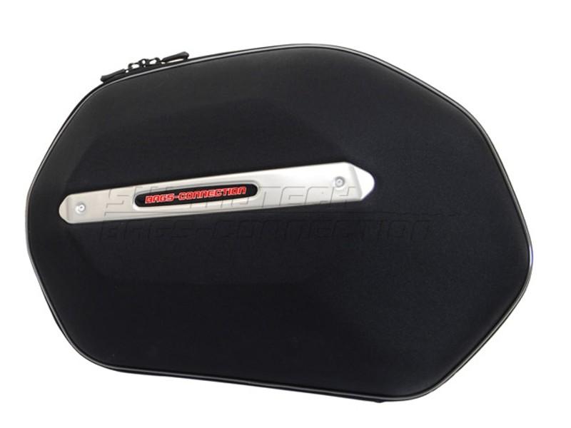 Honda CBF 1000 F (09-) - kompletní sada AERO kufrů, nosič, adapt