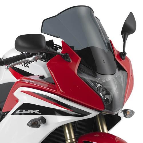 Honda CBR 600 F (11-13) - kouřové plexi Givi 1105D