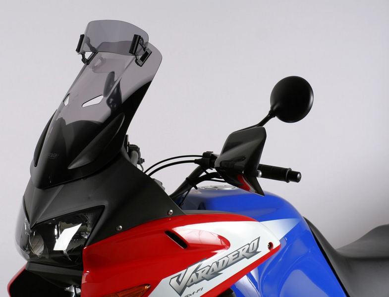 Honda XL 1000 V Varadero (03-12) - kouřové plexi MRA Variotourin