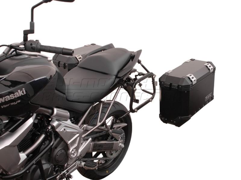 Kawasaki Versys 650 (07-) boční nosič EVO SW-Motech