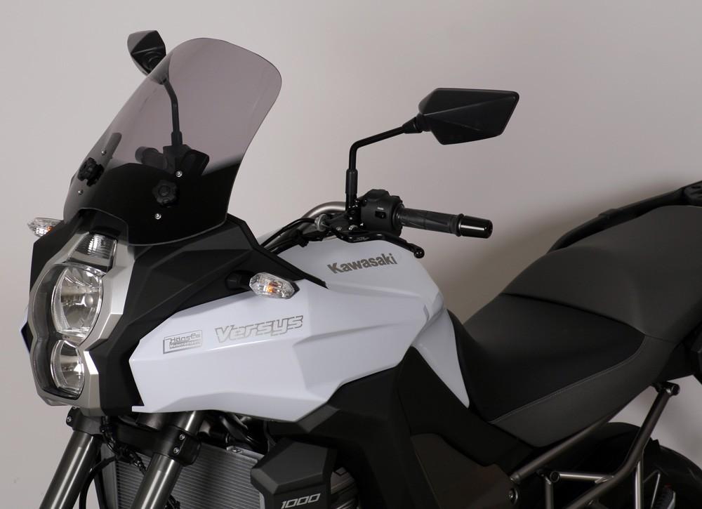 Kawasaki Versys 1000 (12-14) - čiré plexi MRA Touring