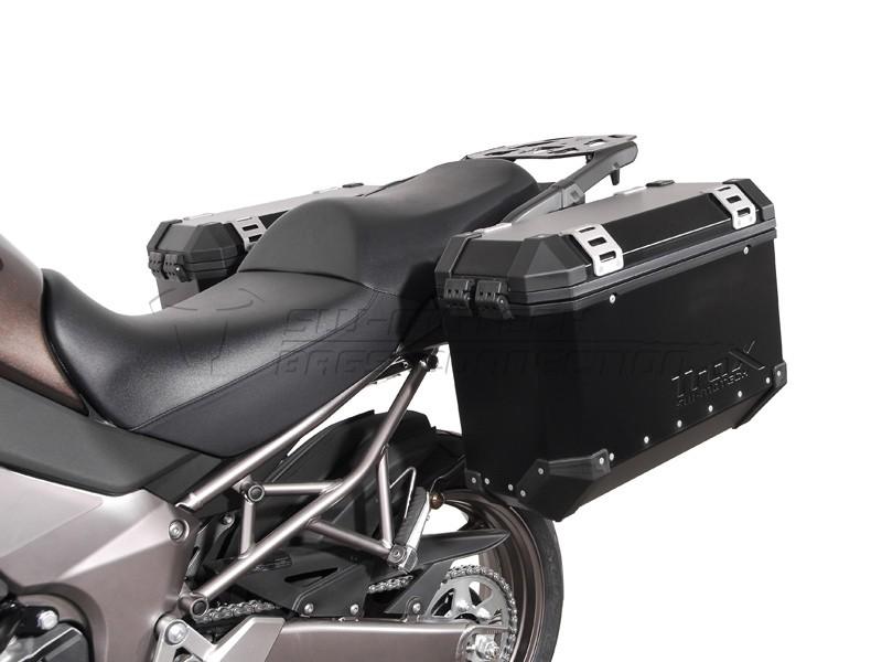 Kawasaki Versys 1000 (12-14) - boční nosič EVO SW-Motech
