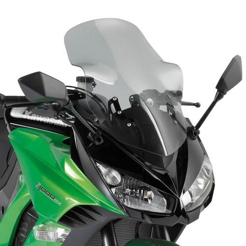 Kawasaki Z 1000 SX (11-16) - plexi kouřové Givi 4100D