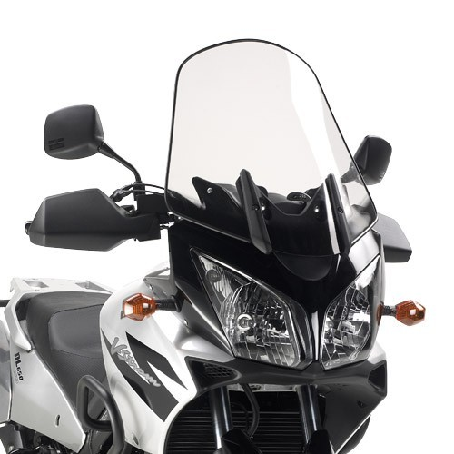 Suzuki DL 650 / DL 1000 V-Strom (04-11) - čiré plexi Givi D260ST