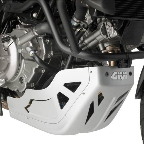 Suzuki DL 650 V-Strom (11-16) - hliníkový kryt motoru Givi RP310