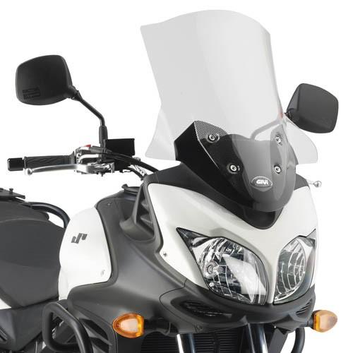 Suzuki DL 650 V-Strom L2 (11-) Givi plexi čiré 3101DT