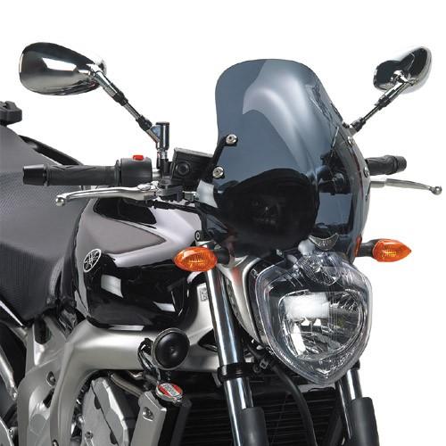 Yamaha FZ 6 (04-06) - montážní sada Givi D140KIT pro plexi 140D