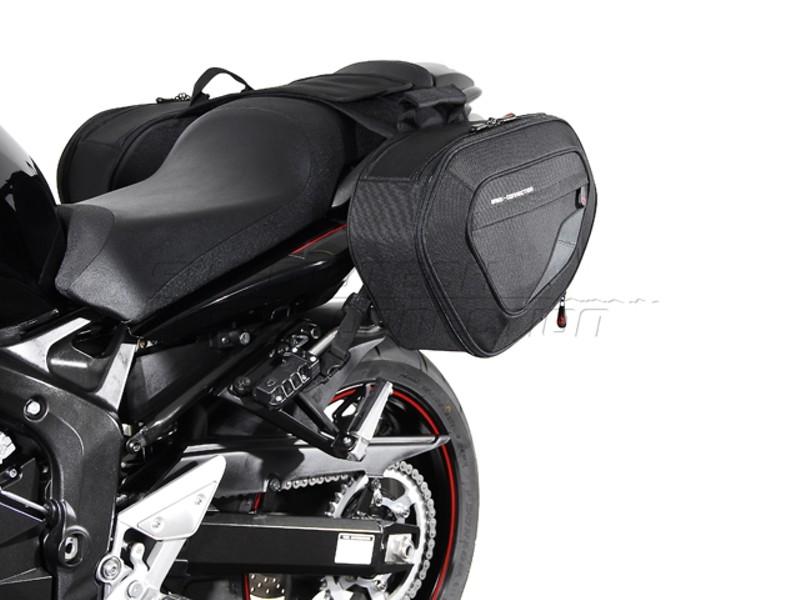 Yamaha FZ6 /Fazer (07-11) - sada sedlových tašek BLAZE® a držáků