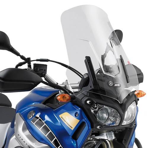 Yamaha XT 1200Z Super Ténéré (10-) - čiré plexi Givi D447ST