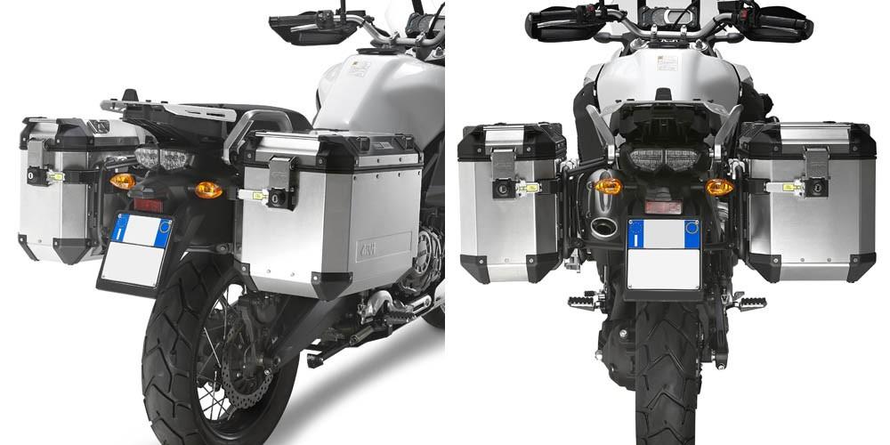 Yamaha XT 1200Z/ZE Super Ténéré (10-) nosič bočních kufrů Givi T