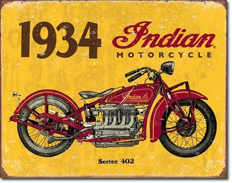 1934 Indian New