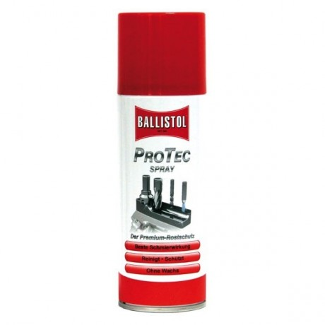 Ballistol ProTec antikorózní a konzervační olej, sprej 200 ml