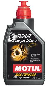 Motul GEAR COMPETITION 75W140 - 1 litr