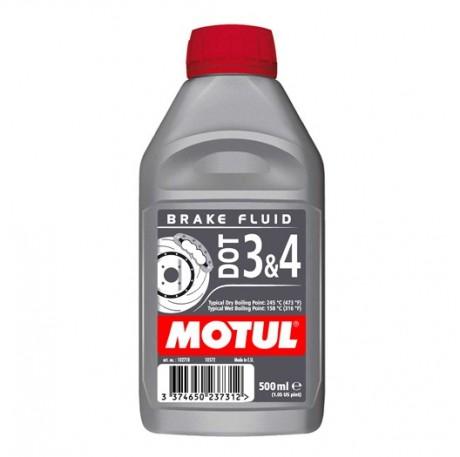 Motul Brake Fluid DOT 3&4