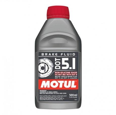 Motul Brake Fluid DOT 5.1 0,5 l.