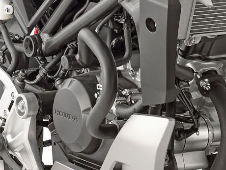 Honda CB 125 R /CB 300 R (18-) - padací rámy Givi TN1164