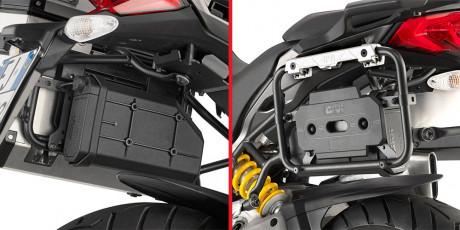 Montážní kit pro montáž schránky na nářadí Givi S250 Tool Box