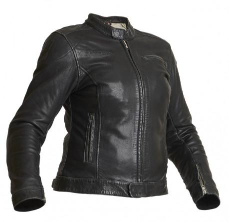 Halvarssons Orsa - dánská kožená motocyklová bunda