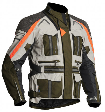 Lindstrands OMAN pánská textilní motocyklová bunda