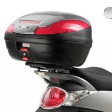 Aprilia Scarabeo400 / 500 (06-12) - nosič horního kufru Givi E730