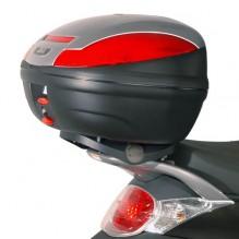 Aprilia Scarabeo 400 / 500 (06-12) - nosič horního kufru, Givi E317M
