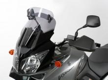 Ilustrační obrázek tvaru plexi na Suzuki V-Strom