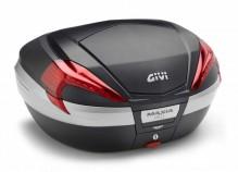 Kufr Givi V56NN Maxia 4, 56 l. červené odrazky