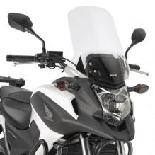 Honda NC 700 X (12-) plexi čiré Givi D1111ST