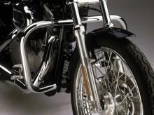 Harley Davidson Sportster (04-) padací rám Fehling