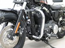 Harley Davidson Sportster Forty-Eight (10-) padací rám Fehling