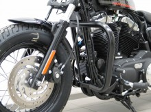Harley Davidson Sportster Forty-Eight (10-) černý padací rám Fehling