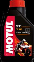 Motul 710 2T 1L - olej pro 2-taktní...